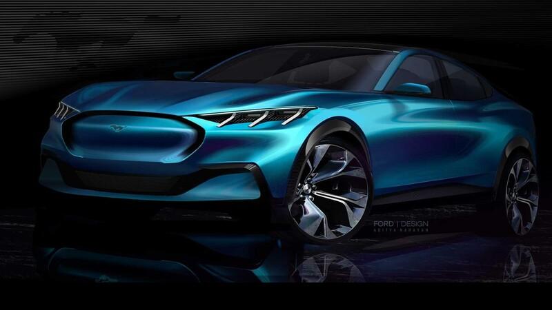 ¿Te imaginás a un Ford Mustang con tracción integral?