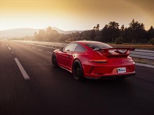 Porsche 911 GT3 2018 a prueba