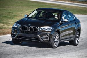Manejamos el nuevo BMW X6 2015