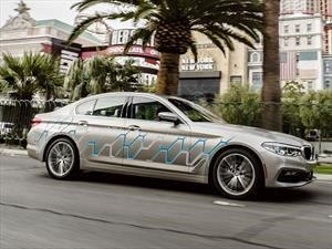 BMW Serie 5 autónomo, lo probamos en exclusiva