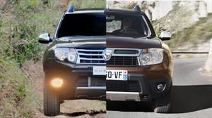 Renault Duster Vs Dacia Duster