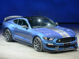 Ford Shelby GT350R Mustang se presenta