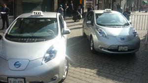 Nissan entrega al GDF los primeros Leaf cero emisiones