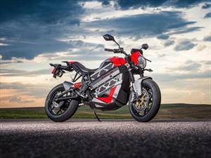 Victory Empulse TT, una moto completamente eléctrica