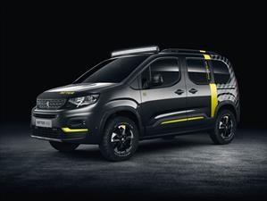 Peugeot Rifter 4×4 Concept, la casa rodante reimaginada