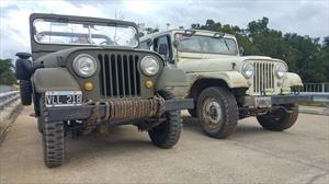 Llega el 5º encuentro de fanáticos del Jeep IKA