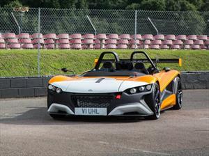VUHL 05RR, el auto mexicano más rápido