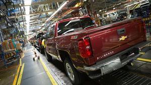 General Motors reinicia la producción de autos en México