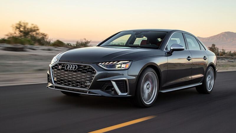 Audi S4 2021 en Chile, mejorado y más agresivo