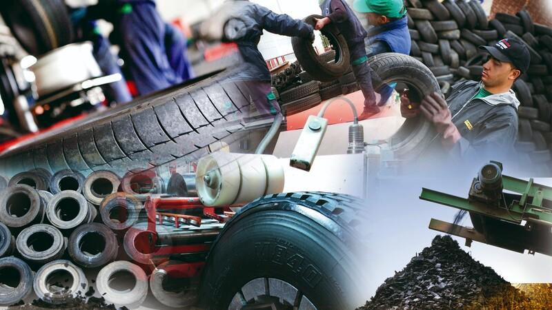 Michelin abrirá su primera planta de reciclaje de neumáticos de nueva generación en Antofagasta