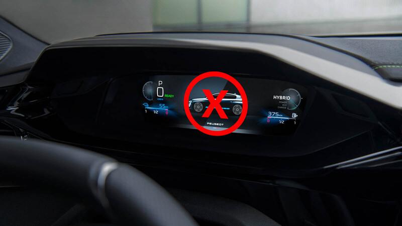 Peugeot volverá a usar instrumentos analógicos tras la falta de chips
