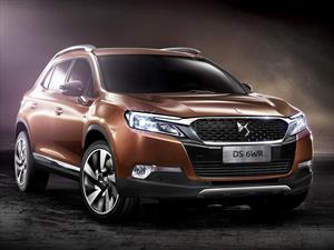 Citroën DS 6WR, el SUV para China