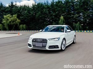 Manejamos el Audi S6 2016