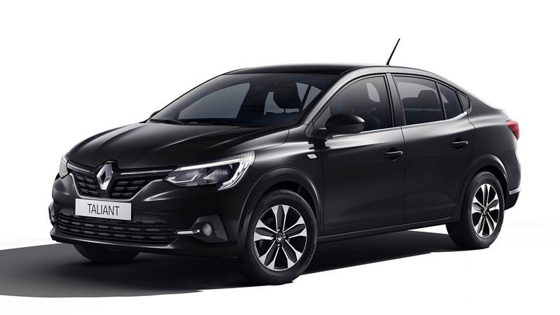 Renault Taliant, el reemplazo del Symbol