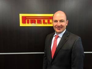 Pirelli anuncia nuevo director comercial