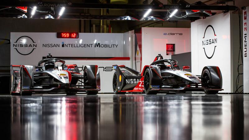 Fórmula E: Nissan seguirá en la categoría por varios años más