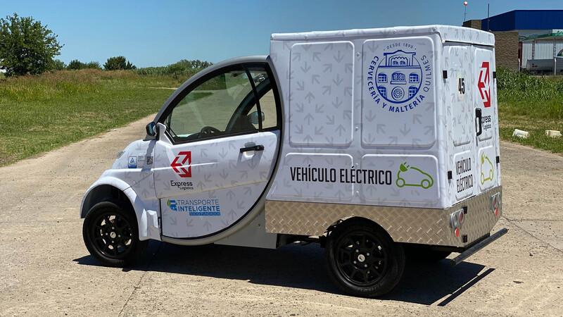 Sero Electric Cargo Bajo y Furgón se lanzan en Argentina