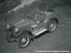 Lotus busca su primer carro