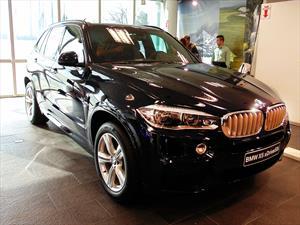 BMW X5 se lanza en Argentina y ya lo manejamos