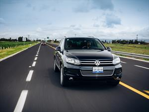 Volkswagen Touareg Edition X 2014 a prueba en México