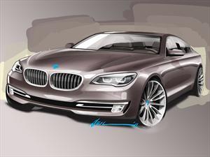 BMW Serie 7 2013, los detalles