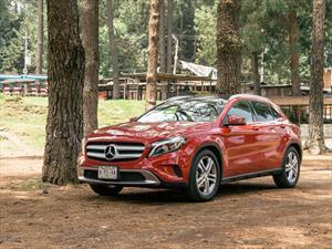 Prueba Mercedes-Benz GLA