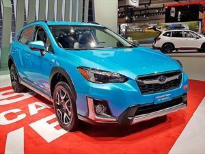 Subaru Crosstrek Hybrid 2019 es el primer híbrido enchufable de la firma