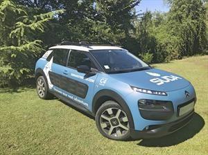 Citroën se asocia a SUDA y presenta un desafío de consumo