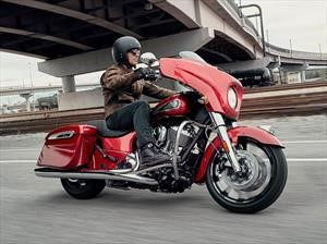 Indian Chieftain 2019 pega fuerte con dos versiones especiales