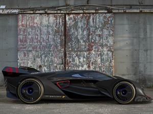 McLaren Ultimate Vision Gran Turismo, virtualmente poderoso