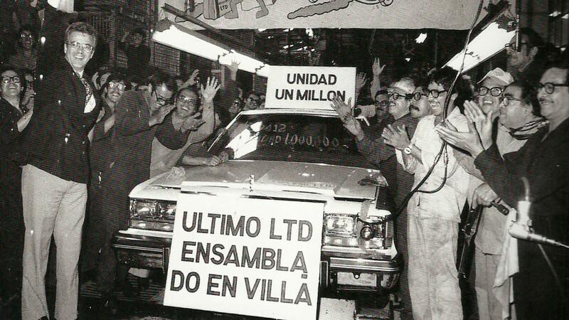 Ford celebra 95 años de presencia en México