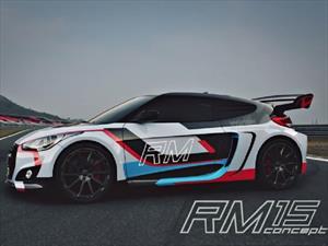 Hyundai RM15 Concept, la pequeña bestia