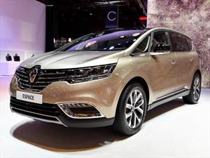 El nuevo Renault Espace cambia de juego