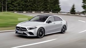 Mercedes-Benz A 200 Sedán, el número uno en aerodinámica