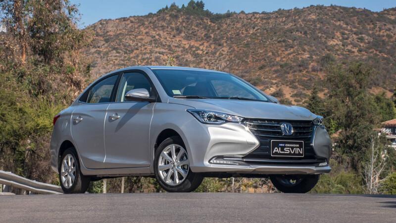 Changan Alsvin 2022 llega a México, un nuevo sedán chino que tiene en la mira al Chevrolet Aveo