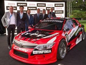 YPF y Toyota firman importante alianza