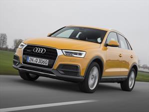 La Audi Q3 se actualiza