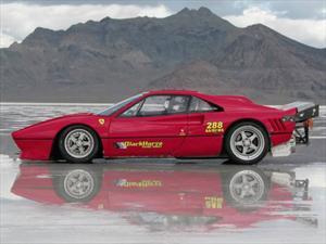 Esta 288 GTO es la Ferrari más rápida del mundo