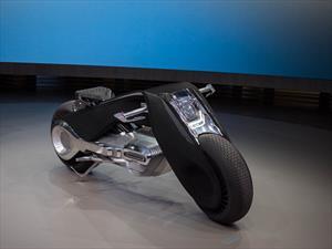 BMW Motorrad Vision Next 100, la motocicleta del futuro está presente