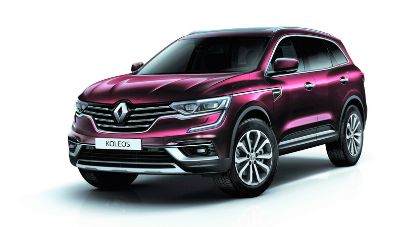 Renault Koleos se renueva