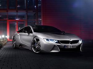 BMW i8 por AC Schnitzer, lo bueno se puede mejorar