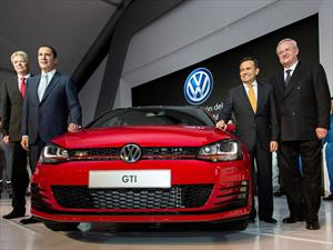 El Volkswagen Golf VII se empieza a producir en México