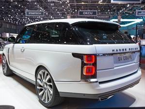 Range Rover SV Coupé, un SUV de 2 puertas lleno de lujo y poder