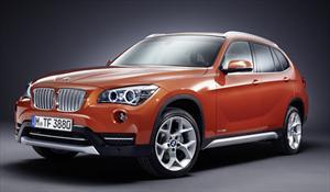 BMW X1 2013 debuta en el Salón de Nueva York 2012