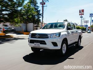 Toyota Hilux 2016 a prueba