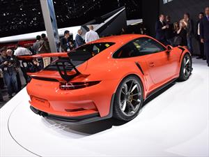 Porsche 911 GT3 RS 2016 ¿te son suficientes 500 hp?
