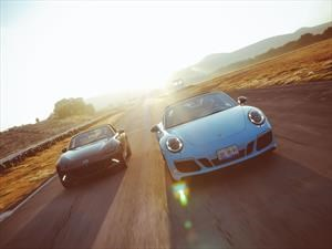 Mazda MX-5 RF vs Porsche 911 Targa, purismo a cielo abierto