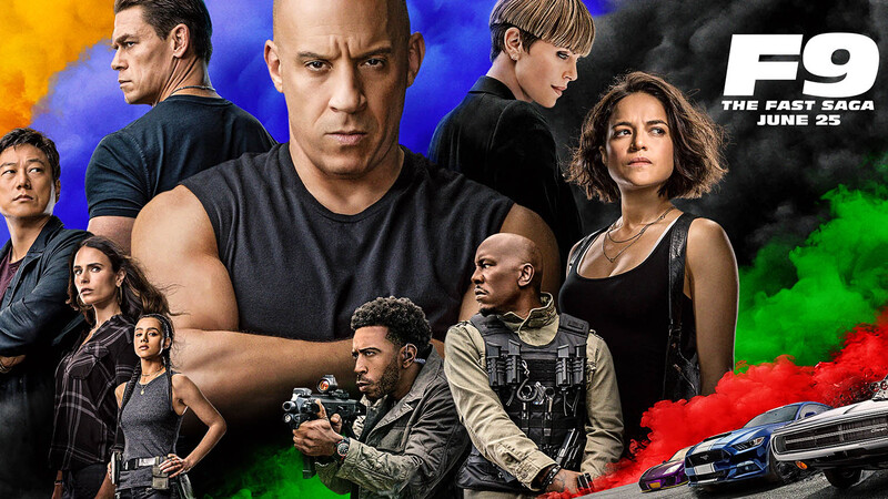 Mirá el nuevo trailer de Fast 9, la continuación de la saga de Rápido y Furioso