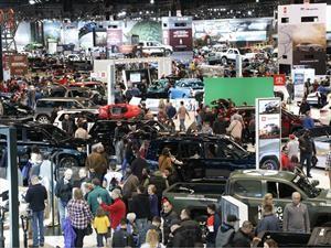 Todo éxito el Auto Show de Chicago 2019