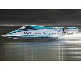 Jaguar Vector V20E, el bote eléctrico más veloz del planeta